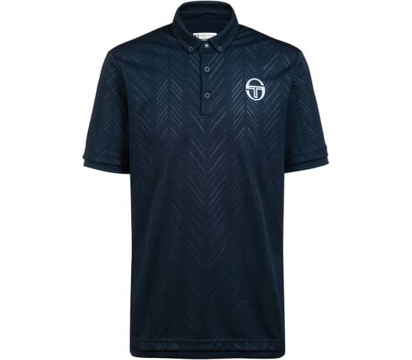 SERGIO TACCHINI Chevron Men Tennis Polo Shirt - 1