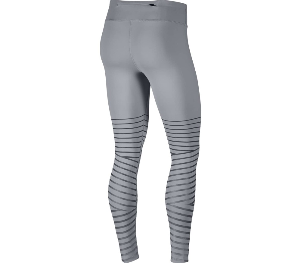 Nike - Power Epic Lux Flash women's running pants (grey)