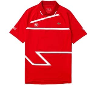 Lacoste Pompier Men Tennis Polo Shirt