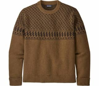 Patagonia Recycled Wool Uomo Maglia