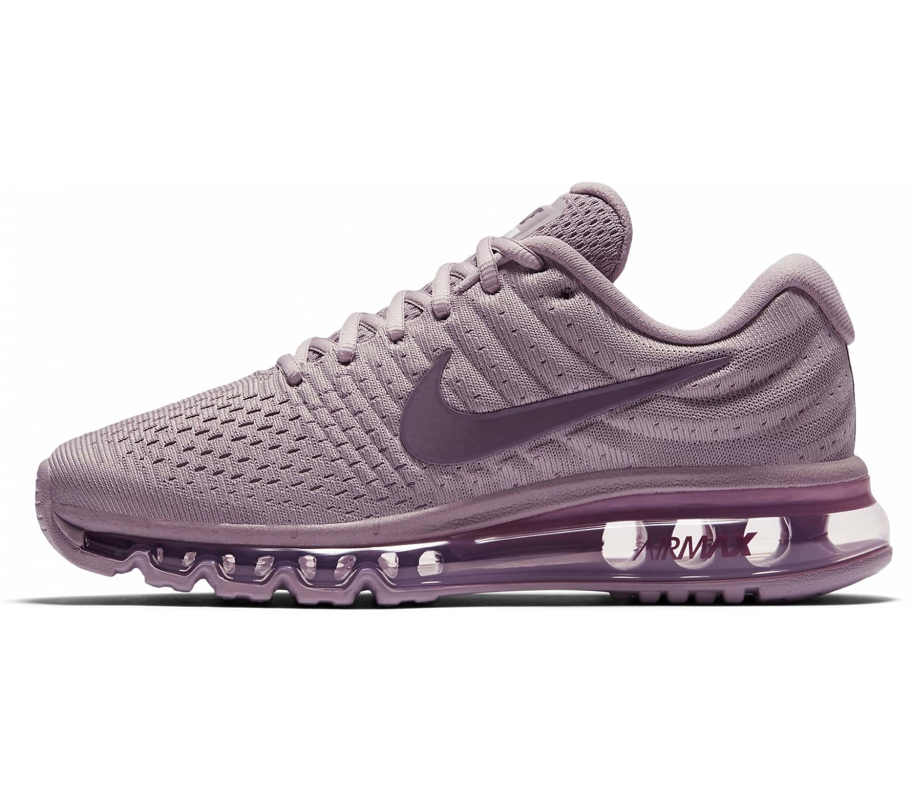 the latest ffb18 1c049 Nike - Air Max 2017 Femmes chaussure de course (pourpre)