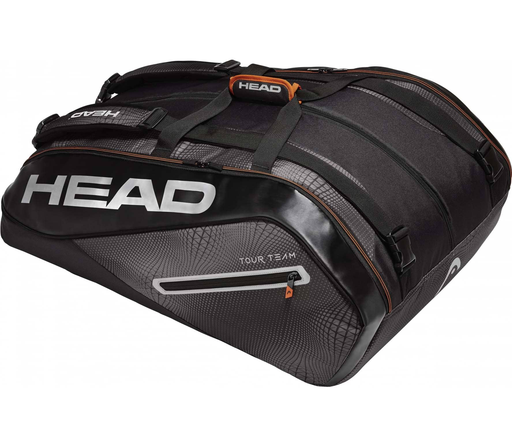 Head Tour Team 15R Megacombi Tennistasche black
