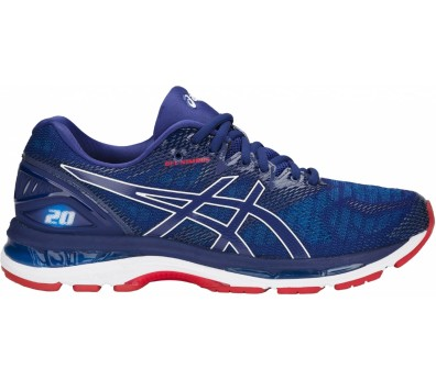 ASICS - GEL-NIMBUS 20 men's running shoes (blue)