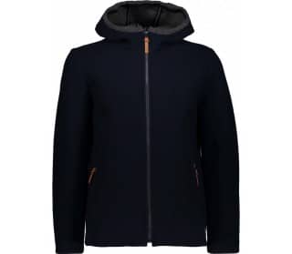 Fix Hood Men Cardigan
