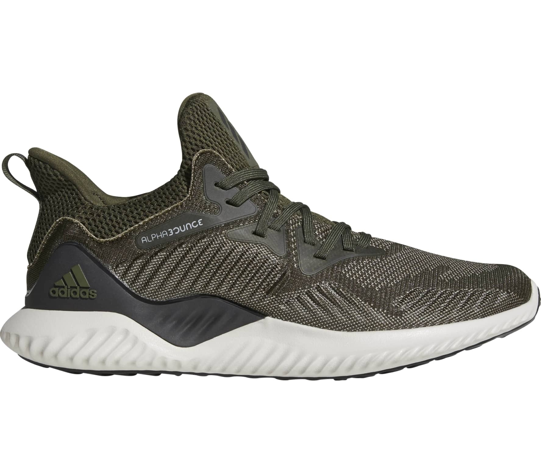 61166200d5b6d Adidas - Alphabounce Beyond men s running shoes (dark green) - buy ...
