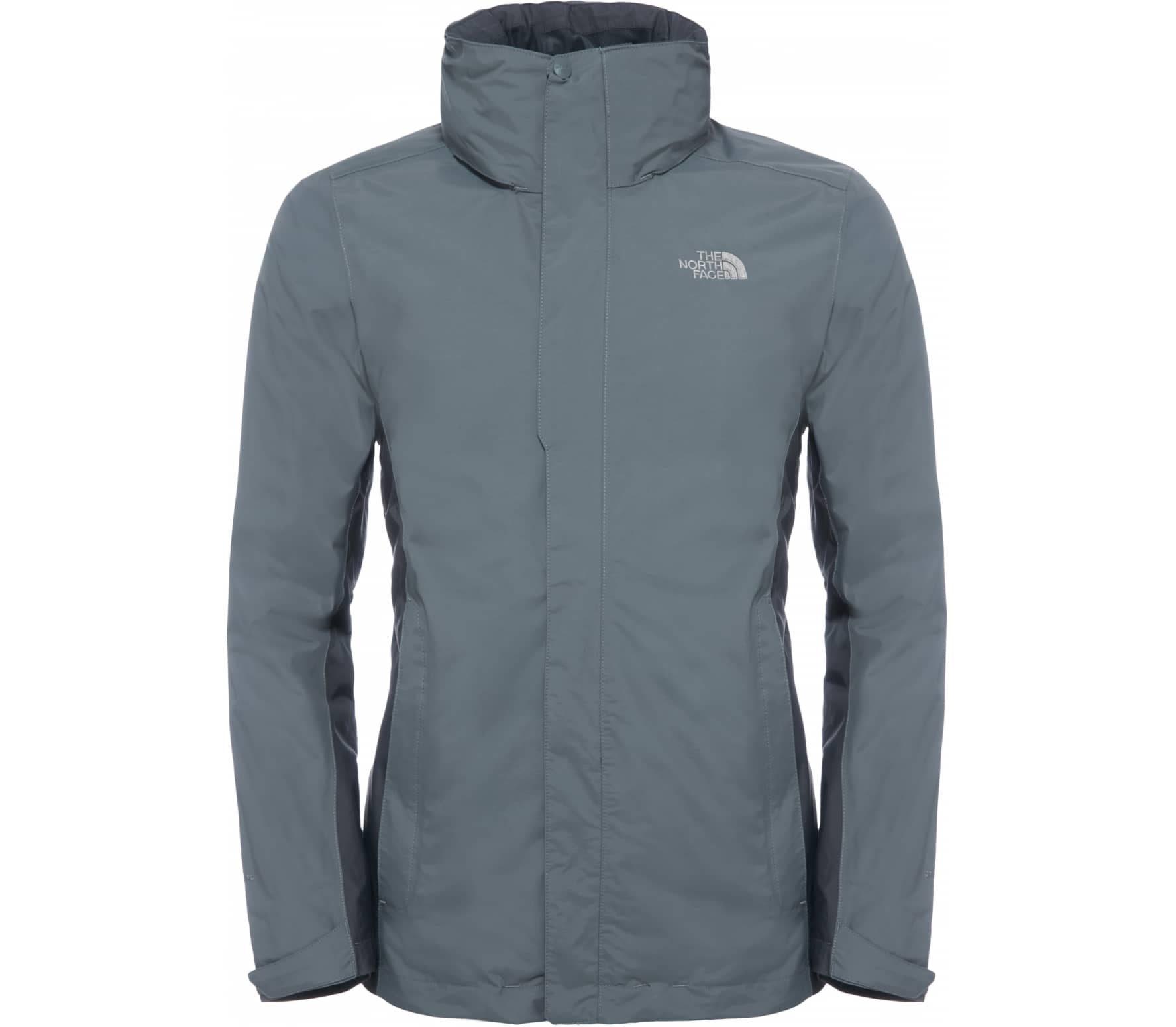 d50be7f235e6 The North Face - Evolution II Triclimate® men s double jacket (grey ...