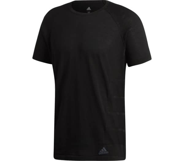 ADIDAS Primeknit Tee M Men Running Top - 1