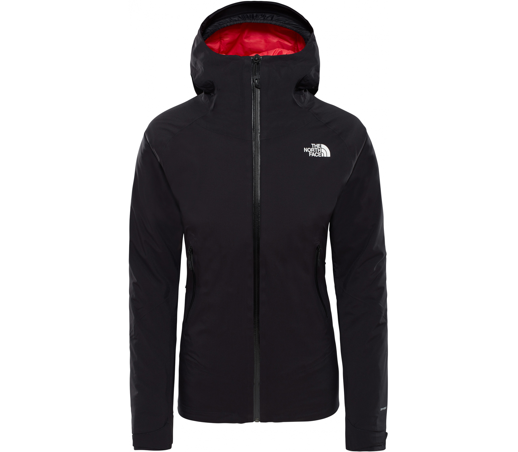 3924342ff The North Face - Impendor Insulated women's outdoor jacket (black)