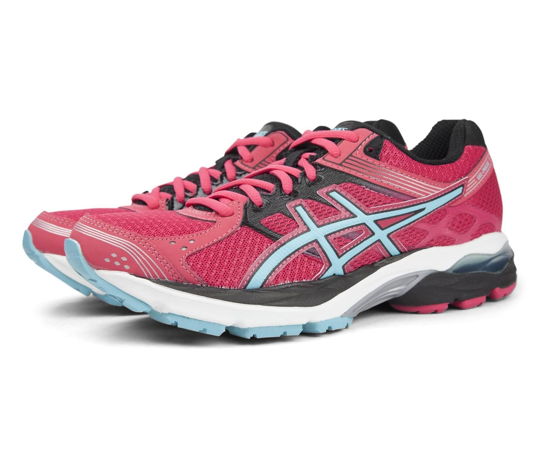 100% top quality great fit reasonable price ASICS - Gel-Pulse 7 women's running shoes (pink/blue)