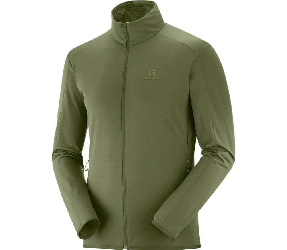 SALOMON Outrack Mid Herren Midlayer