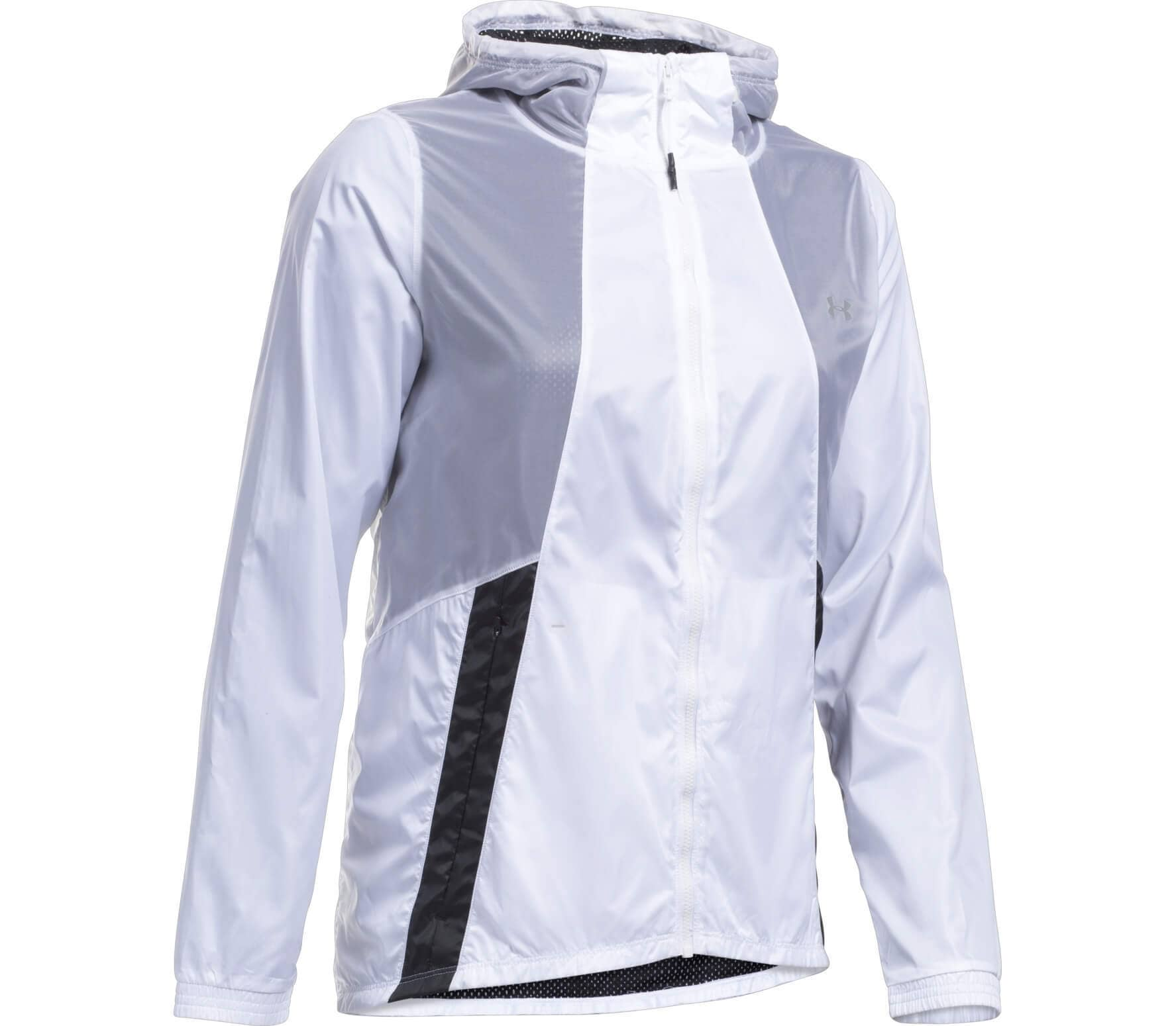 Under Armour - True women's running jacket (white) - XS thumbnail