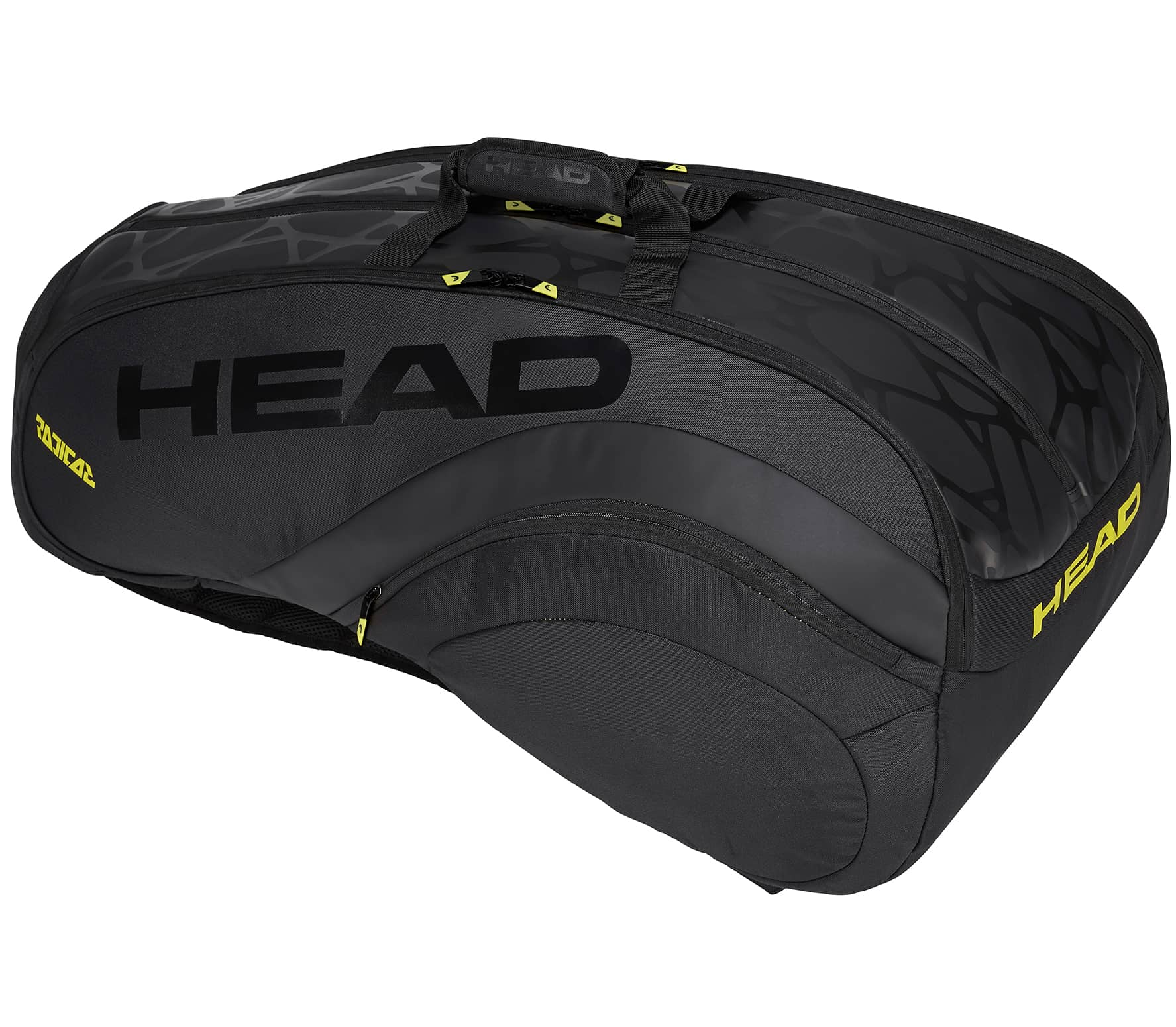 Head - Radical 12R Monstercombi Limited Edition Tennistasche (schwarz)