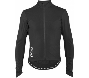 POC - Essential Road Windproof Herren Bike Trikot (schwarz)