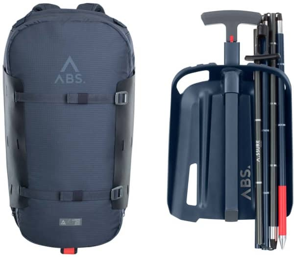 ABS A.CROSS (S/M) Set Lawinenrucksack - 1