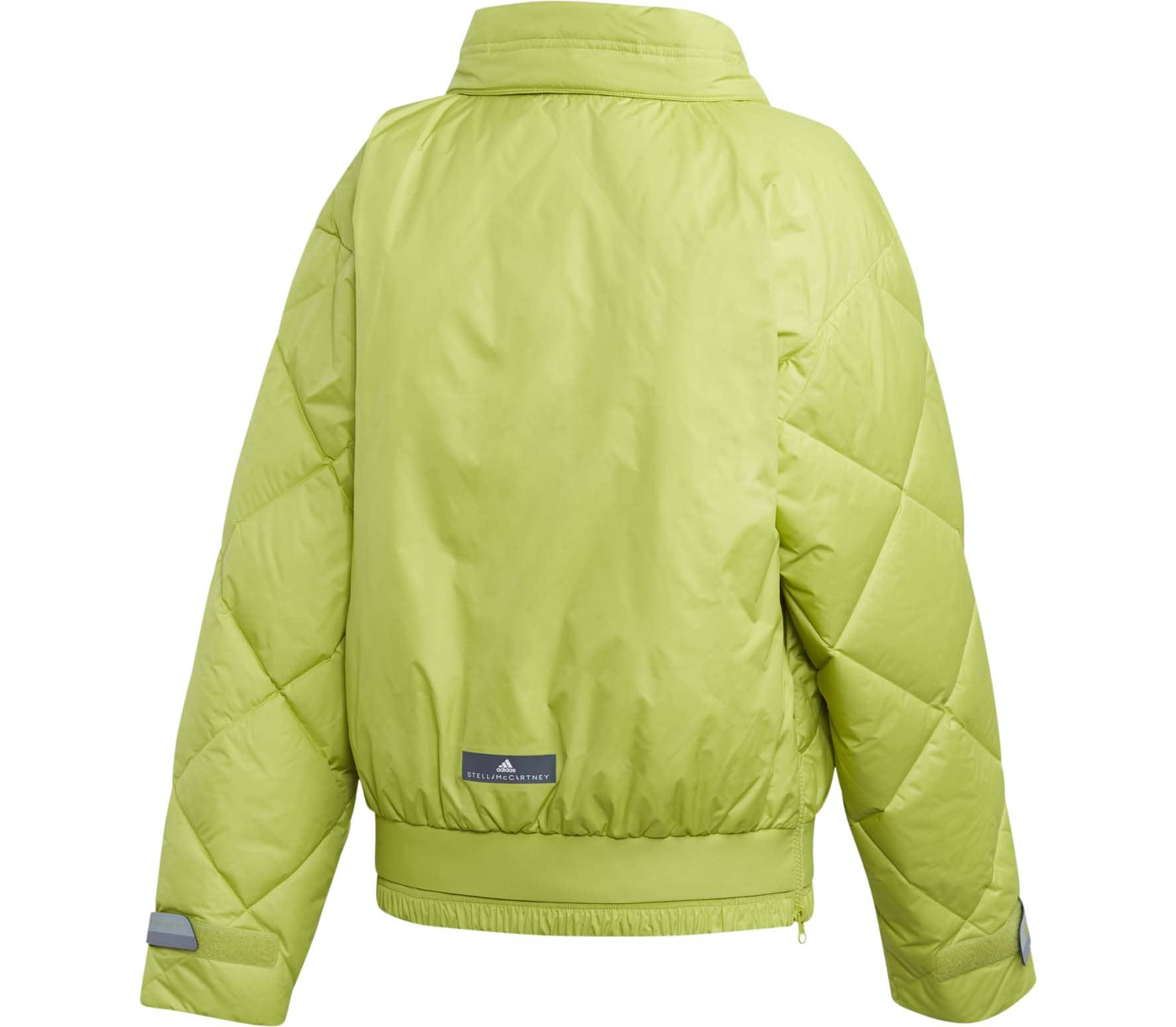 adidas by Stella McCartney Athletics Padded Pull On Women Down Jacket green