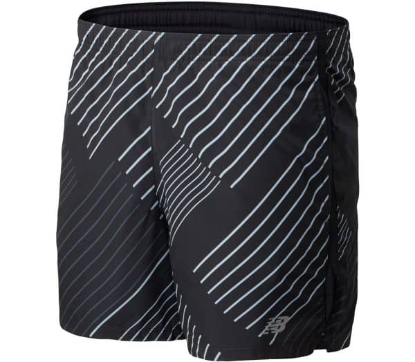 NEW BALANCE Printed Accelerate 5in Hommes Short - 1