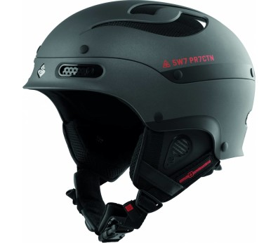 Sweet Protection - Trooper skis helmet (black)
