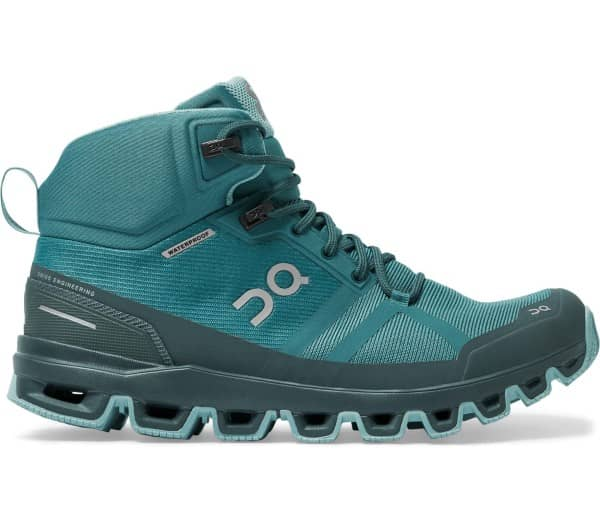 ON Cloudrock Waterproof Mujer Botas de senderismo - 1