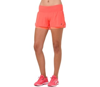 Cool 2in1 Femmes Short running