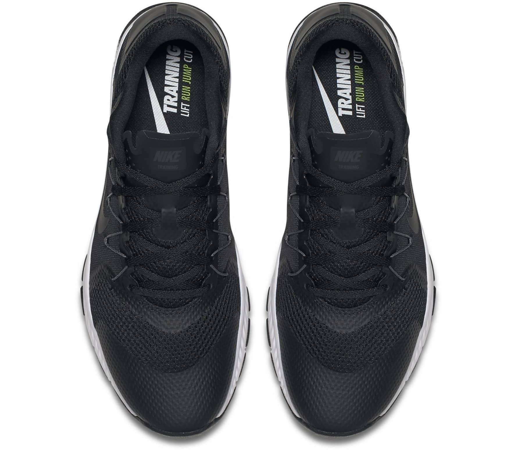 At Zoom Men's Nike Training It Complete ShoesblackwhiteBuy PXukOZi