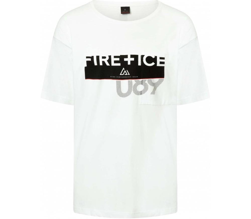 Bogner Fire + Ice - Marco Herr t-skjorta (vit)