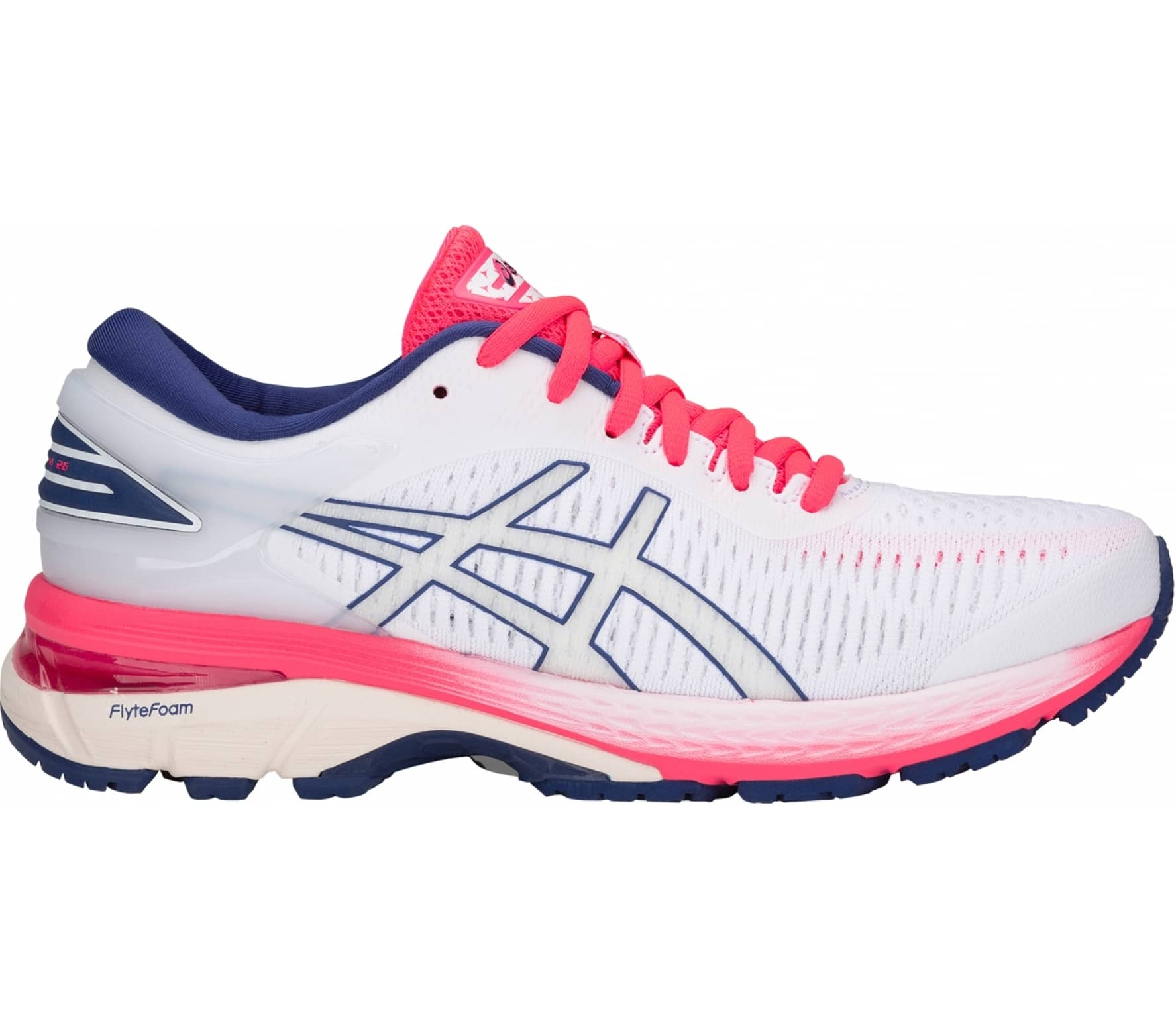 ASICS Gel-Kayano 25 Women white