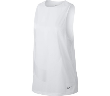 Nike - Zonal Cooling women's training top (white)
