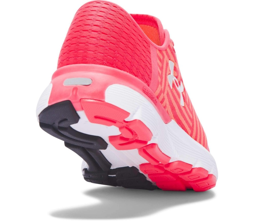 Under Armour Speedform Gemini 3 Damen Laufschuh Hellrot