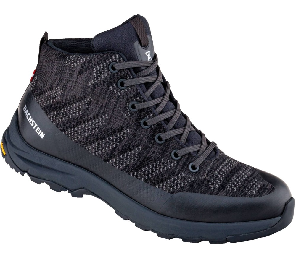 Dachstein - TP03 men's mountain lifestyle shoes (black/grey)
