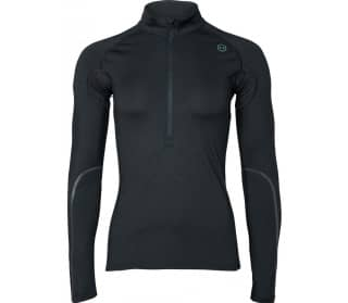 Rush Run Coldgear Women Running Long Sleeve