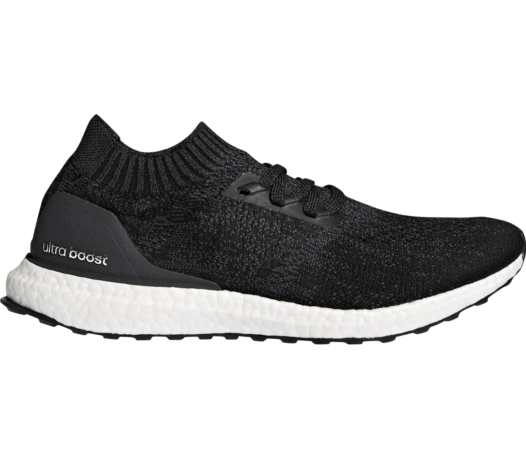 huge discount 097b0 173cf Adidas - Ultra Boost Uncaged men s running shoes (black)
