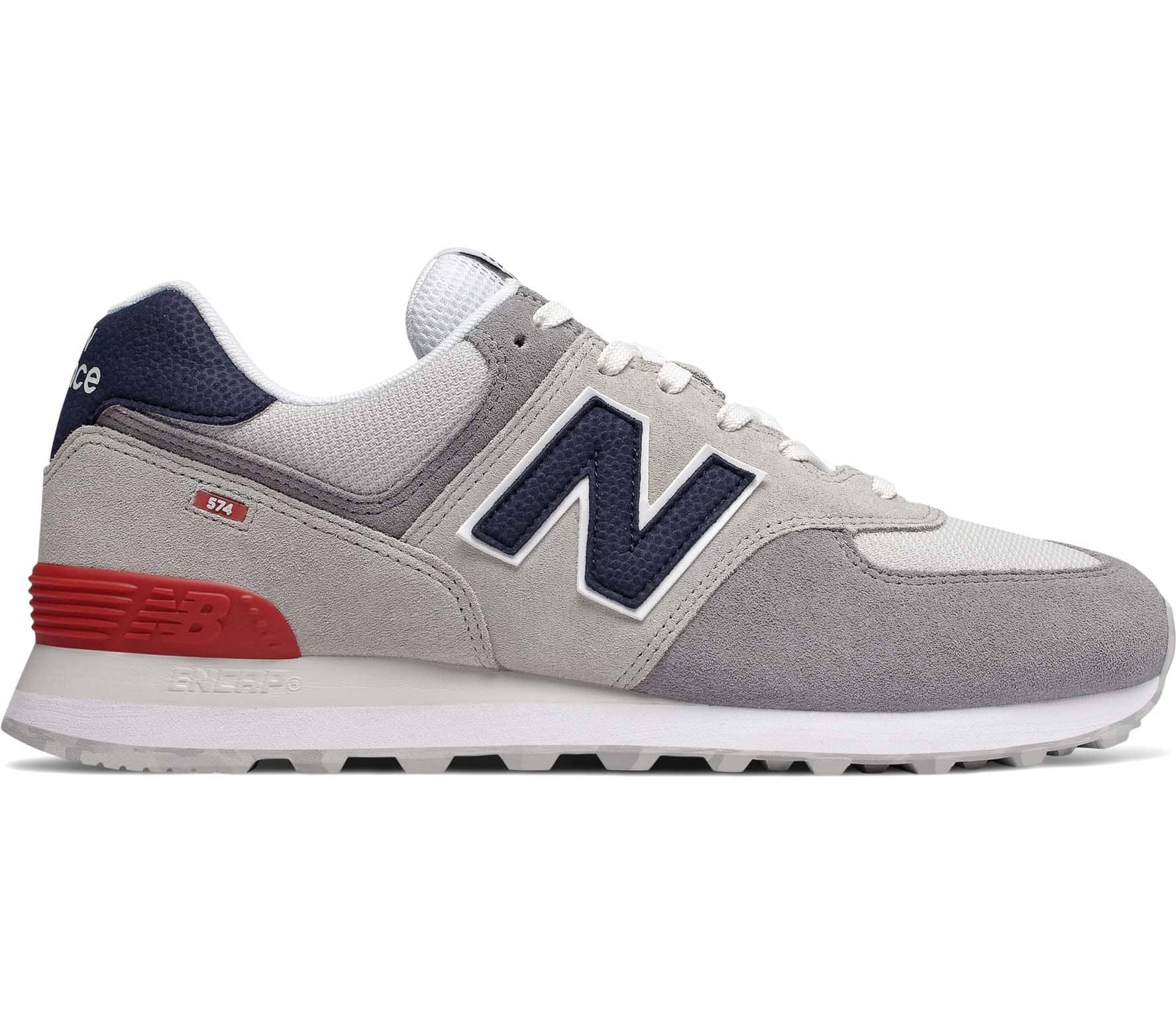 New Balance ML574 D men's sneaker (white)