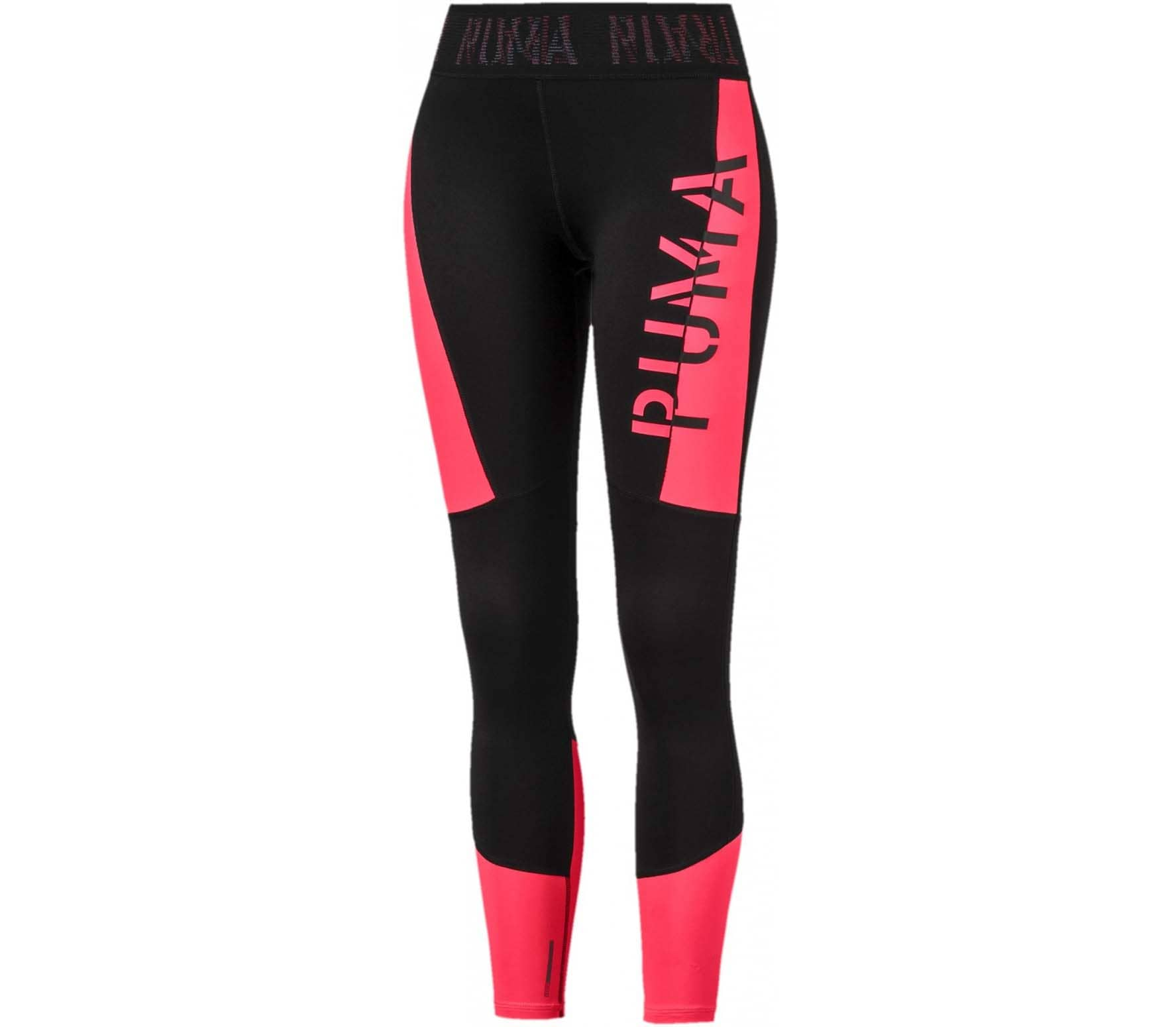fca0d232 Puma Logo 7/8 Tight Women Training Tights multicoloured