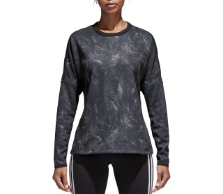 adidas Id Reversible Crew Femmes Sweat