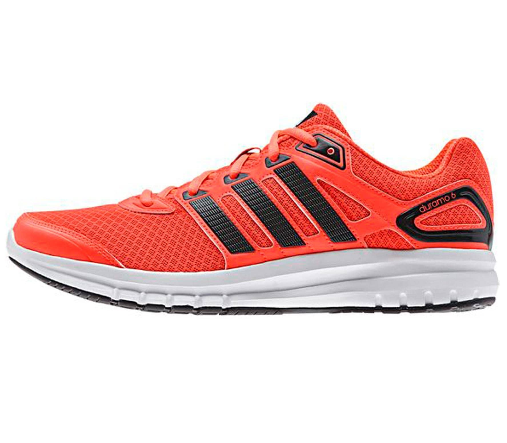 new style a9616 563f9 Adidas - Duramo 6 Hommes chaussure de course (rougenoir)