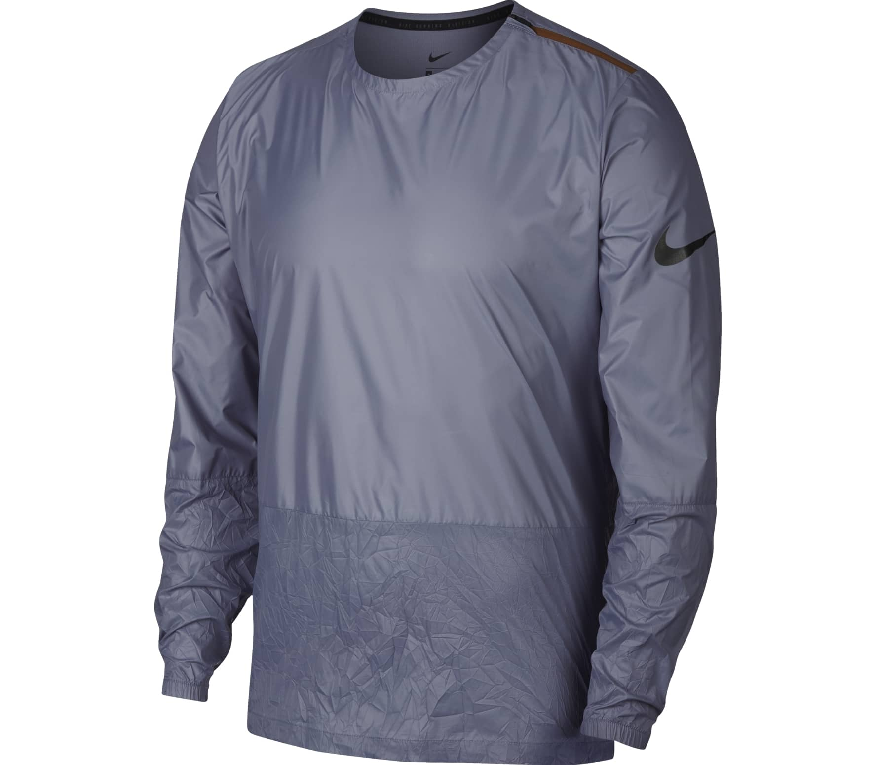 Nike - Crew Herren Trainingstop (grau)