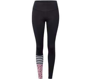 Hey Honey Surf Style Dots Women Yoga Tights