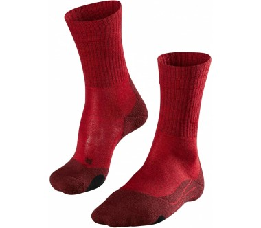 Falke - TK2 Wool women's trekking socks (red)