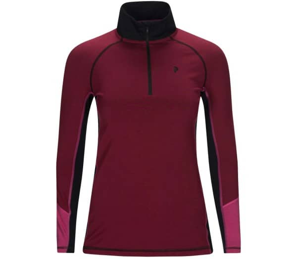 PEAK PERFORMANCE Wmagic Hz Women Functional Top - 1