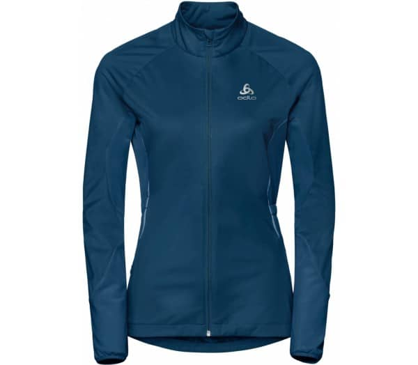ODLO Zeroweight Windproof Warm Damen Laufjacke - 1