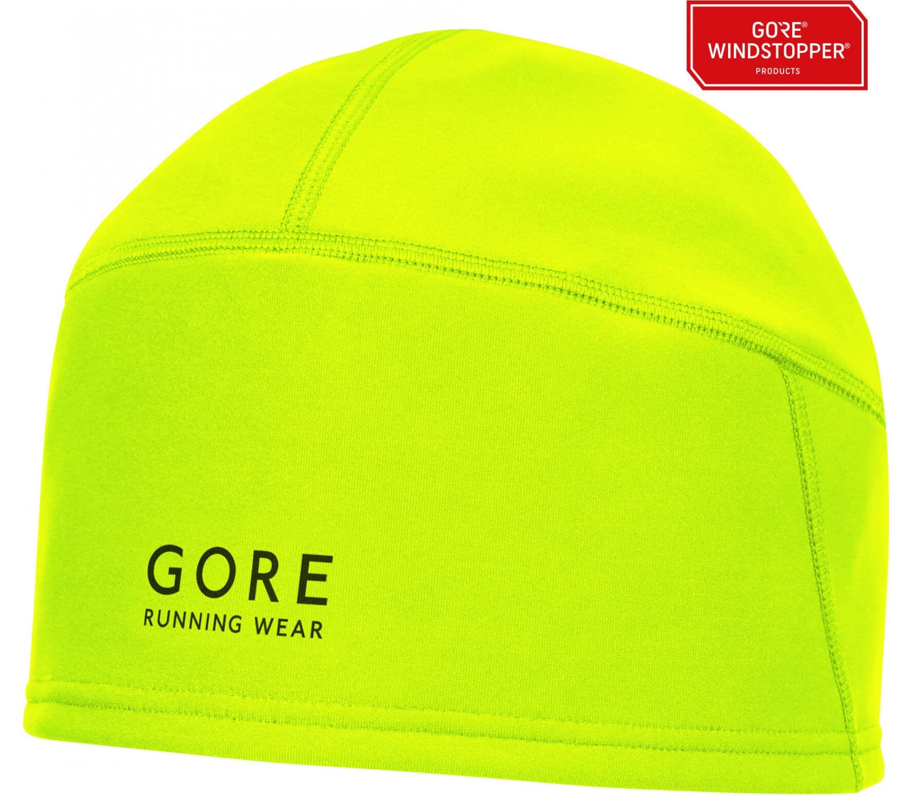 GORE Wear® - Essential Windstopper beanie (yellow) - buy it at the ... c20afcac37d
