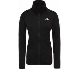 QUEST GRID MDLR Women Fleece Jacket