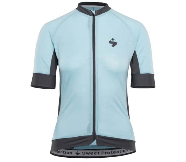 SWEET PROTECTION Crossfire Merino Women Cycling Jersey - 1