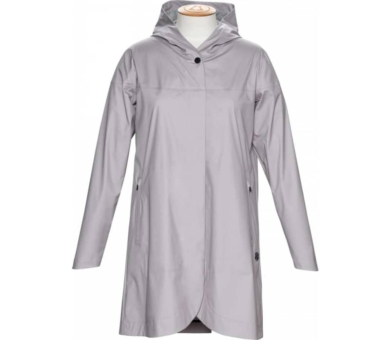 Lightweight Swing Rain Shell Women Parka