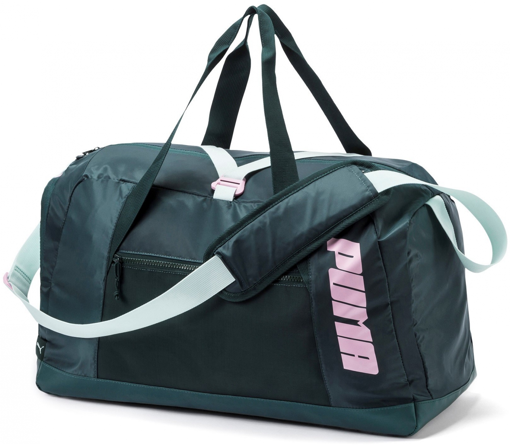 650da07deea Puma - AT duffle bag women's training bag (green) - buy it at the ...