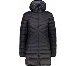Zip Hood Women Coat