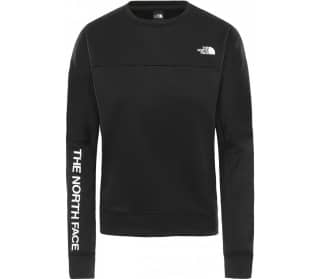 The North Face Train N Logo Crop Damen Pullover