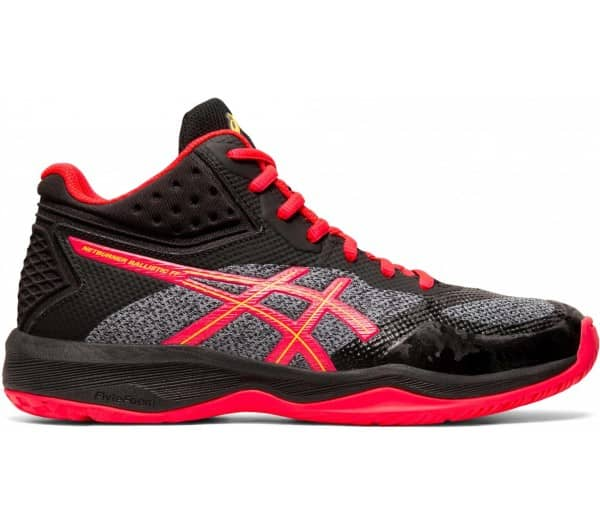 ASICS Netburner Ballistic Ff Mt Women Tennis Shoes - 1