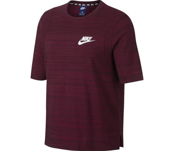 NIKE Advance 15 Knit Shortsleeve Dames T-Shirt - 1