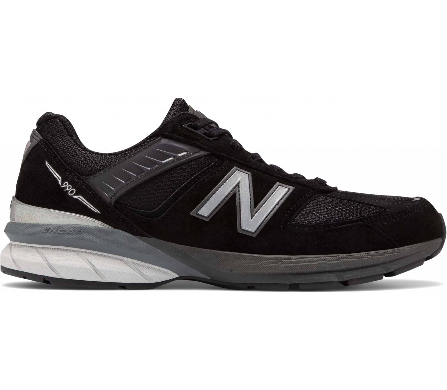 New Balance 990v5 Heren Sneakers zwart